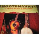 Hootenanny Folk Singing from Campuses - Various Artists