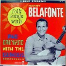 Folk Songs With Harry Belafonte - Harry Belafonte