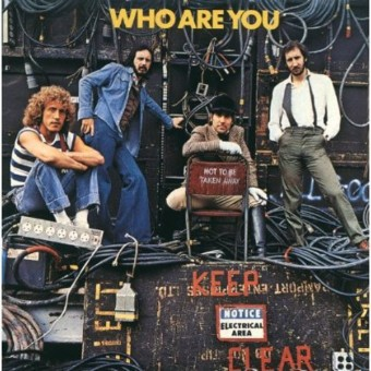 Who Are You - RED VINYL - The Who