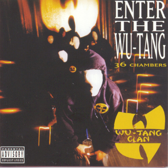 Enter the Wu Tang (36 Chambers) - Wu Tang Clan