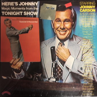 Here's Johnny - Johnny Carson and Various Guests